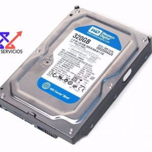 WD disco duro 320GB caviar blue