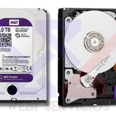 disco duro wd purple vigilancia