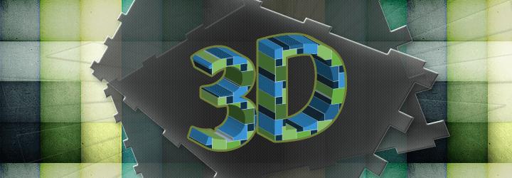 creación logos 3d