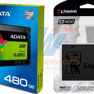 480gb ssd adata su650 vs kingston a400