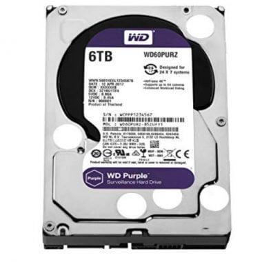 costo de disco duro hdd 6tb purpura cctv