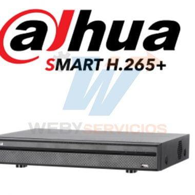 DAHUA XVR5108H4KLX 8CH 4MP