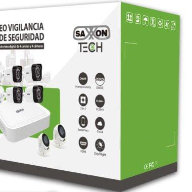 kit SAXXON 8304XECSKIT