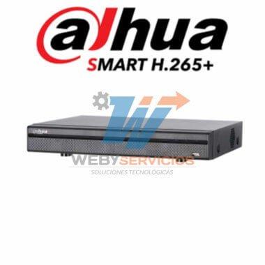 DAHUA XVR5116H4KLX DVR 16 Canales 4mp