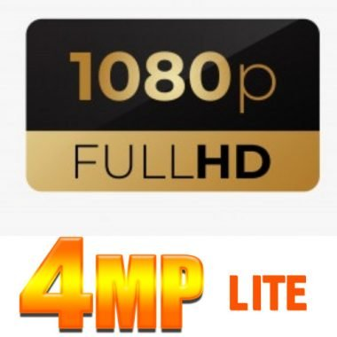 1080P 4MP Lite
