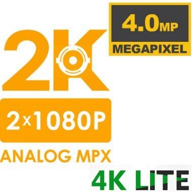 4MP 2K 4KL