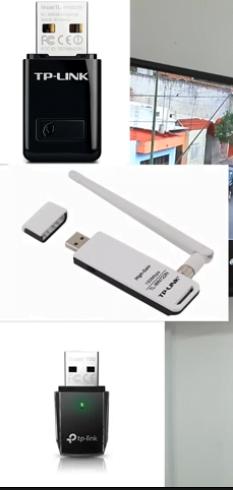 Conectar DVR a WIFI