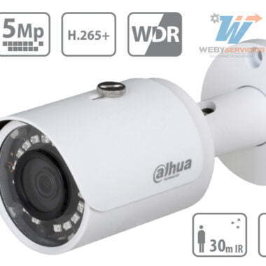 dahua IPCHFW1531S28 5MP ip bullet