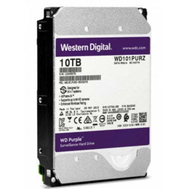 WESTERN WD101PURZ - Disco duro 10 TB