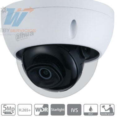 DAHUA IPC HDBW2531E S S2 5mp starlight