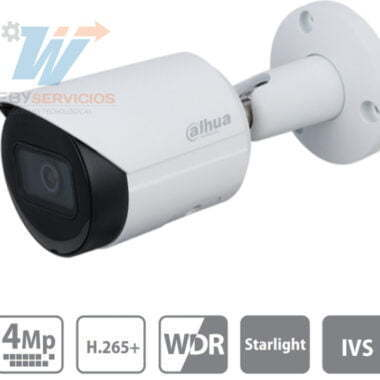 DAHUA IPC-HFW2431S-S-S2 4mp starlight