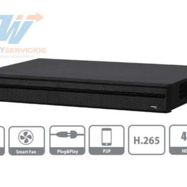 dvr DAHUA XVR5216A-X 16 ch 1080p