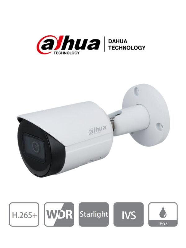 cámara dahua hfw2831s 4k