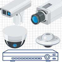 KIT de cámaras IP